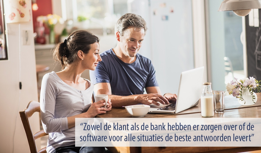 Digitalisering bij banken