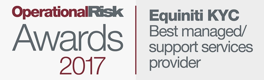 Operational Risk Awards 2017