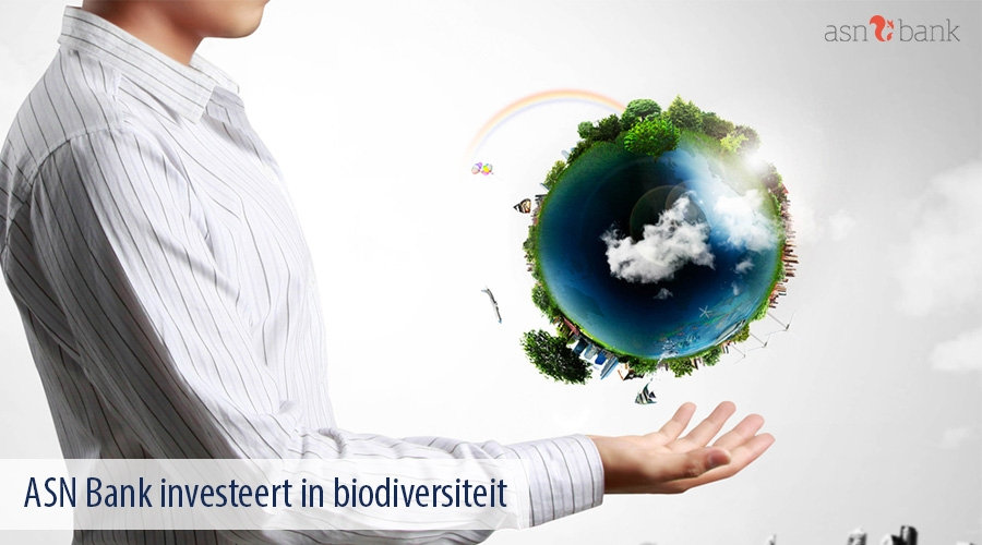 ASN Bank investeert in biodiversiteit