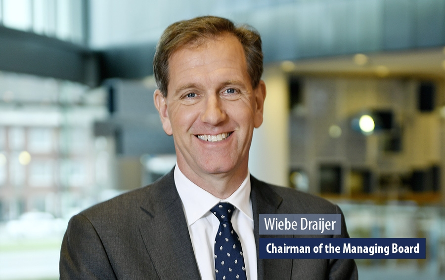 Wiebe Draijer - Chairman of the Managing Board - Rabobank