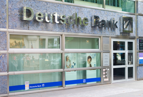 Deutsche Bank filiaal