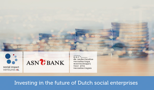 Investing in the future of Dutch social enterprises