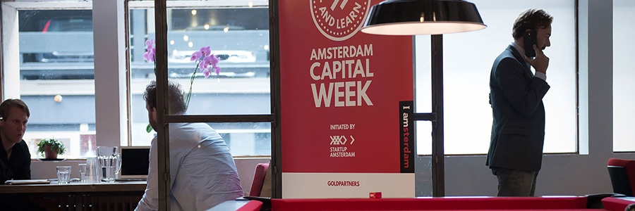 Rabobank en ING partners Amsterdam Capital Week