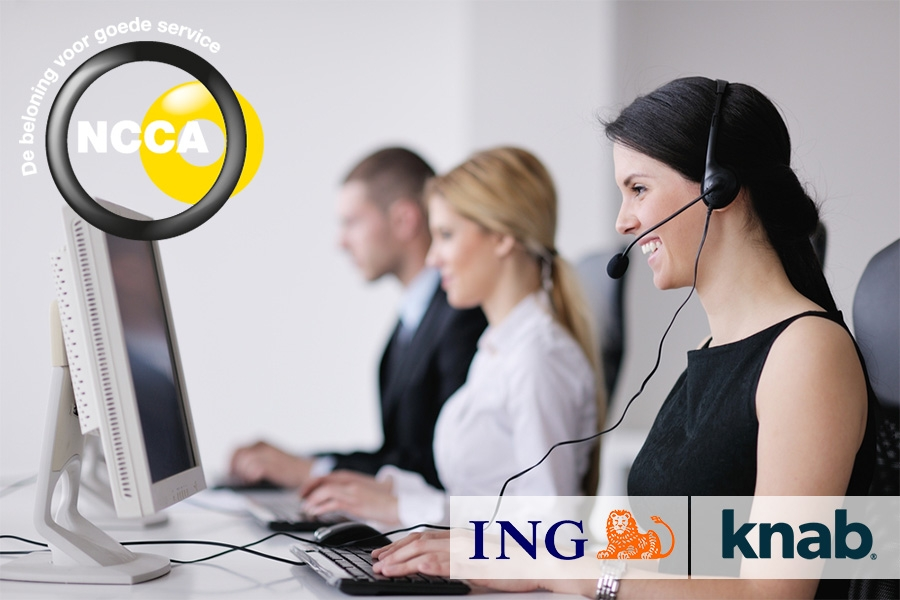 ING wint Contact Center Customer Experience Award