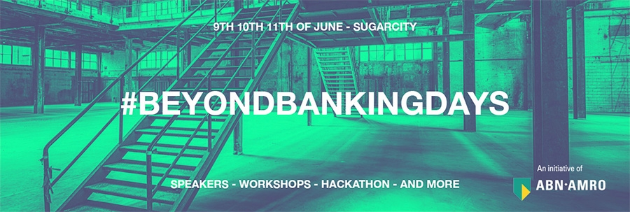 ABN AMRO bespreekt toekomst bankieren tijdens Beyond Banking Days