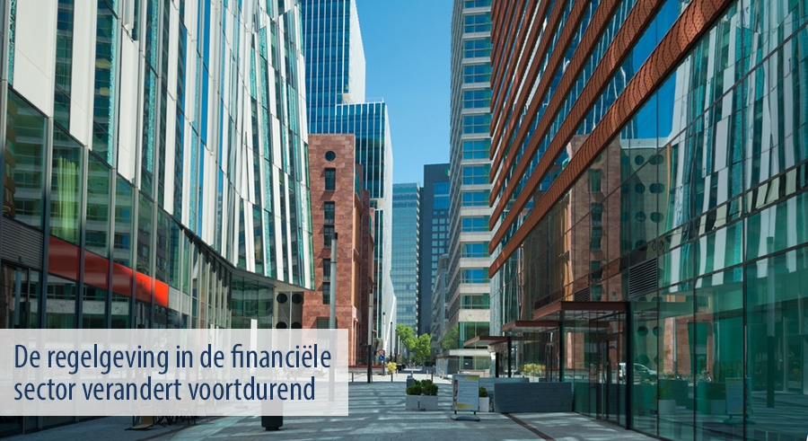 Regelgeving in de financiele sector