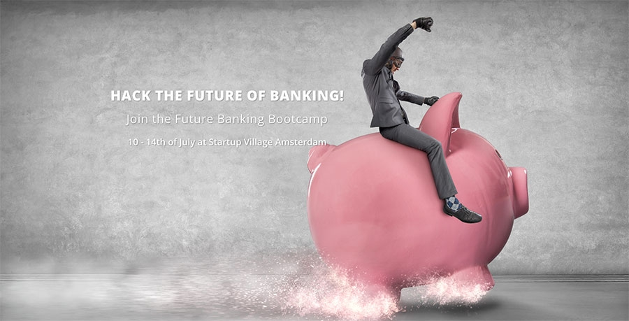 Hack the future of banking