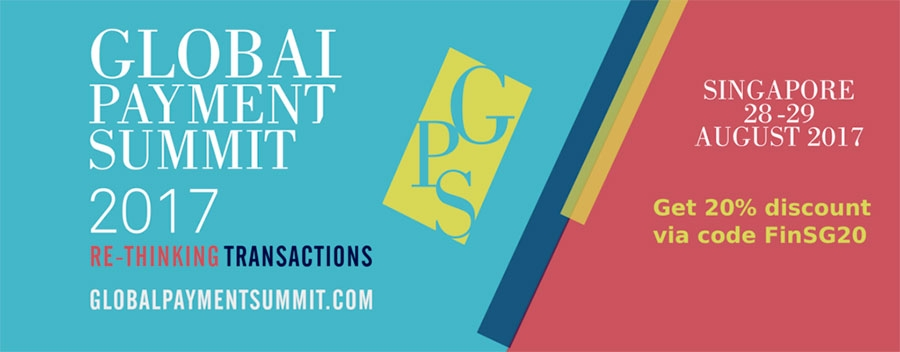 Global Payment summit 2017 - Singapore