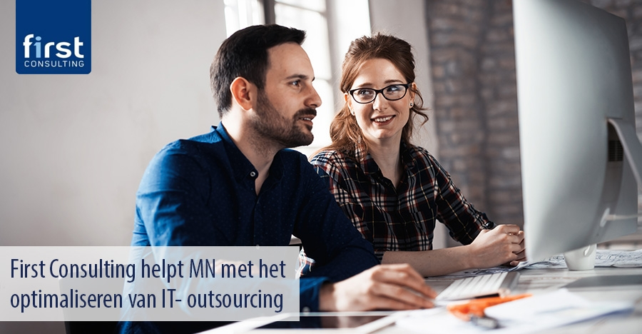 First Consulting helpt MN met het optimaliseren van IT- outsourcing