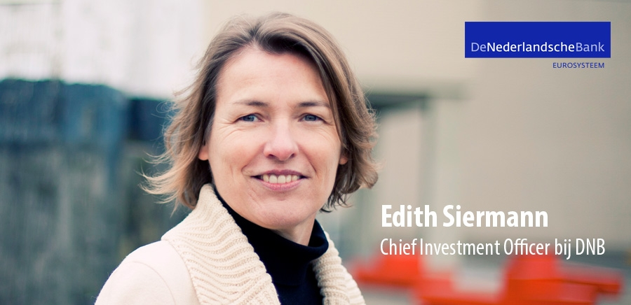 Edith Siermann - Chief Investment Officer bij DNB