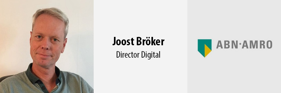 Joost Broker - Director Digital - ABN AMRO