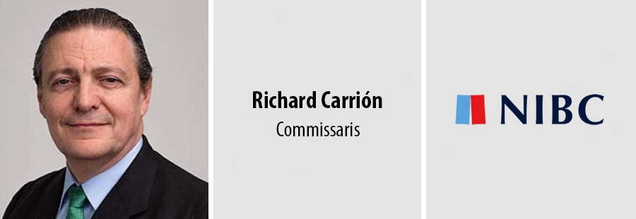 Richard Carrion - Commissaris bij NIBC