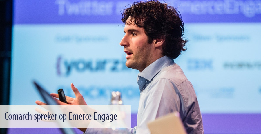 Comarch spreker op Emerce Engage