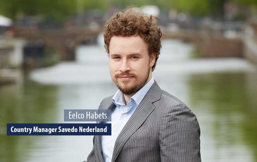 Eelco Habits - Country Manager Savedo Nederland