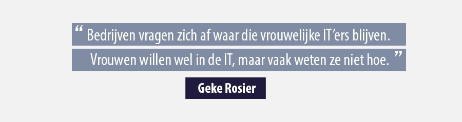 Quote Geke Rosier