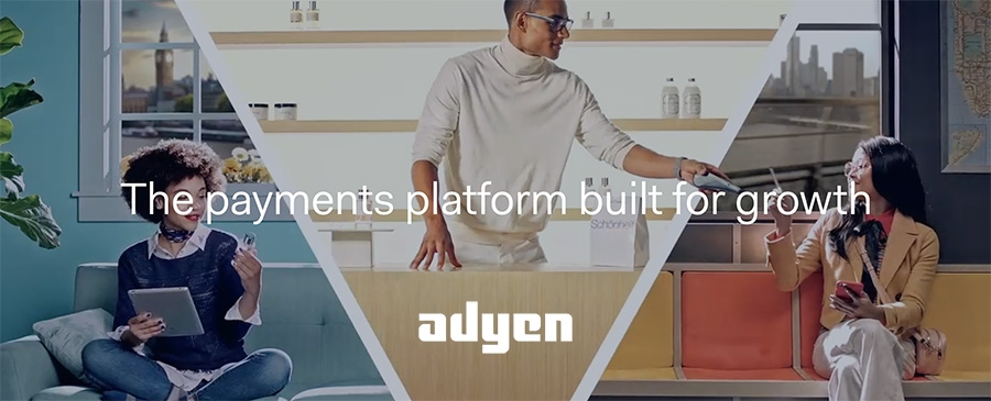 The payments platform built for growth-adyen