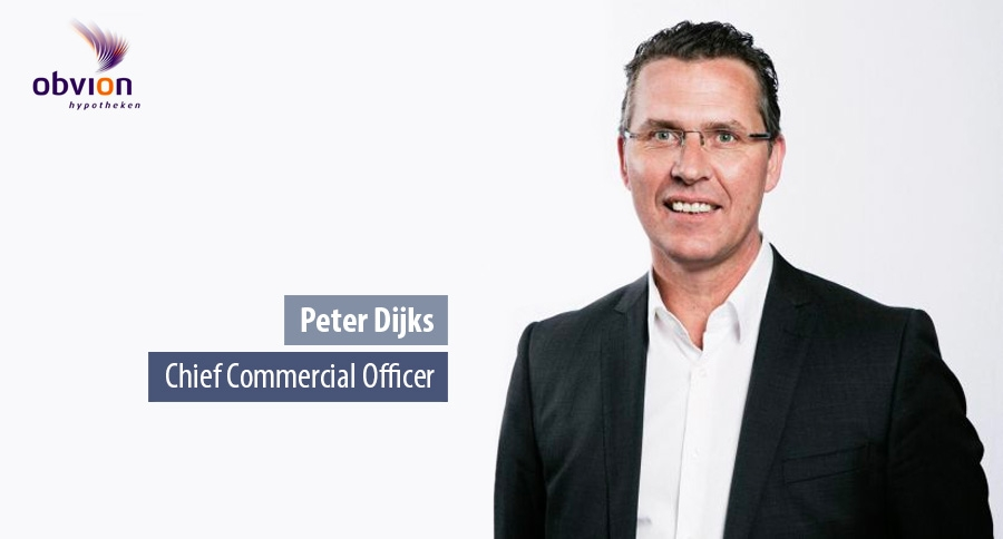Peter Dijks, Chief Commercial Officer - obvion