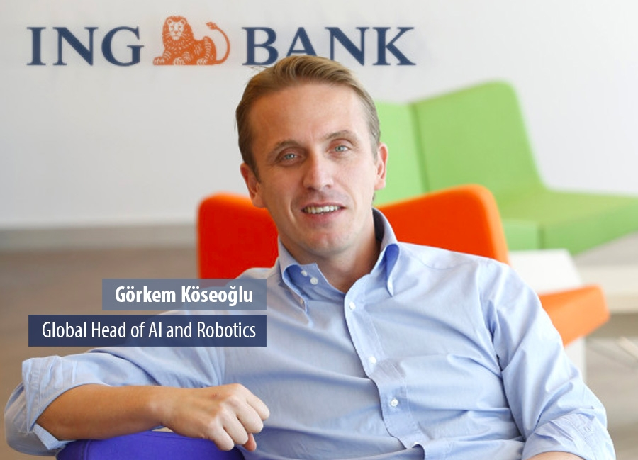 Görkem Köseoğlu, Global Head of AI and Robotics