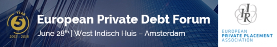 european private debt forum 2018