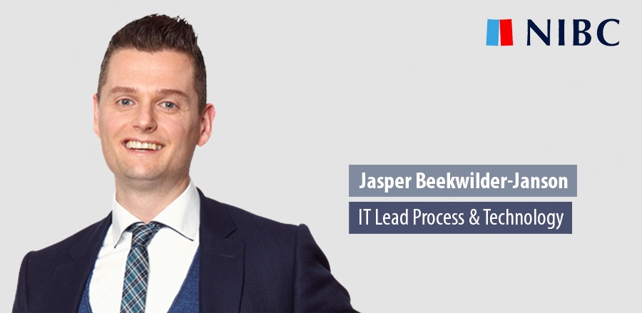 Jasper Beekwilder-Janson, IT Lead Process & Technology - nibc