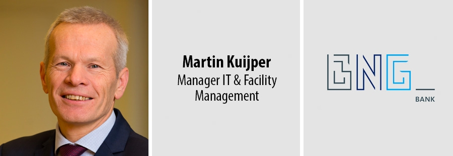 Martin Kuijper - Manager IT & Facility Management BNG