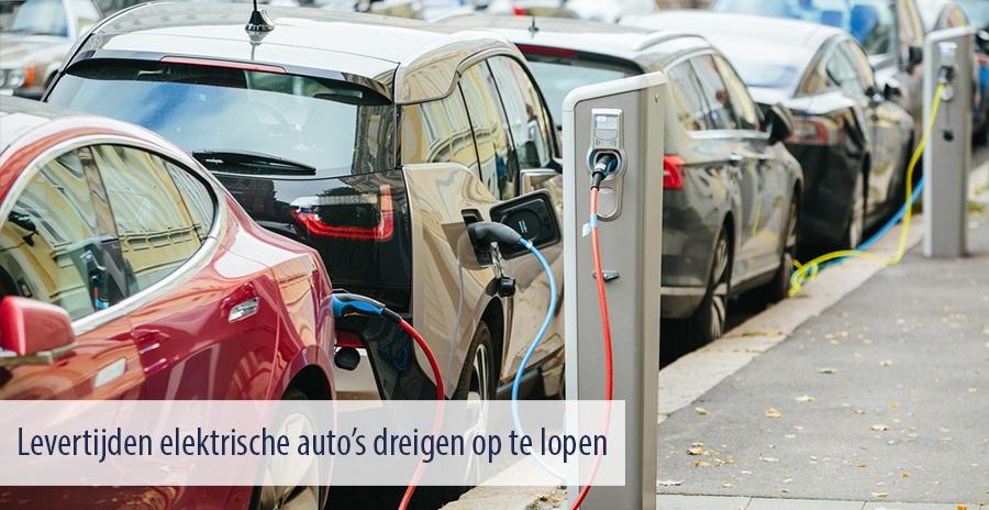 Rabobank Waarschuwt Voor Tekort Aan Grondstoffen Voor Elektrische Auto S