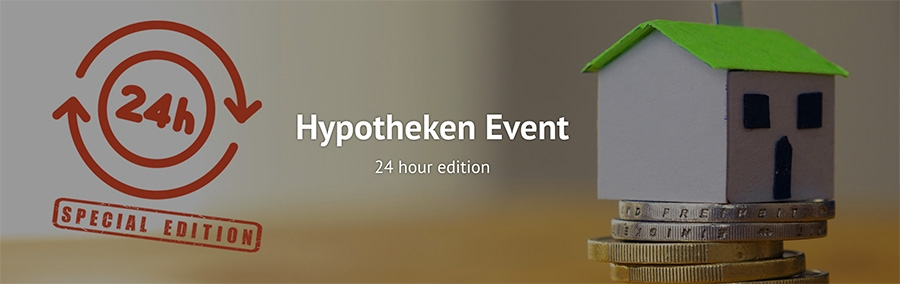 Hypotheken Event - 24 hour edition