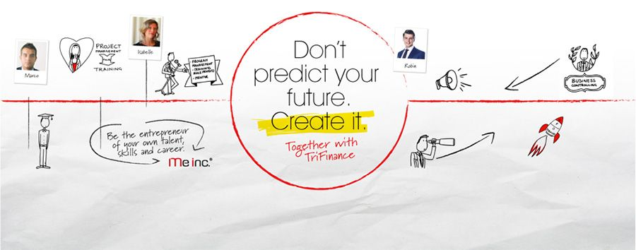 Don't predict your future - Create it together with TriFinance