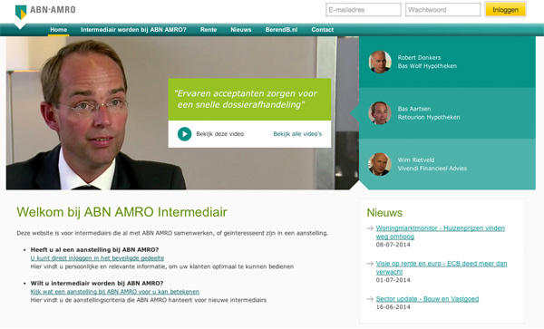 ABN AMRO - Intermediairs