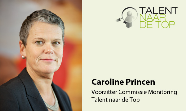 Caroline Princen - Talent naar de top