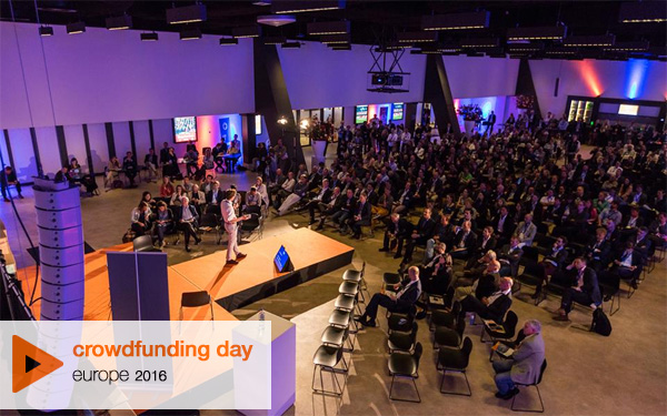Crowdfunding Day Europe 2016