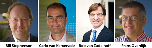 De Lage Landen - Executive Board