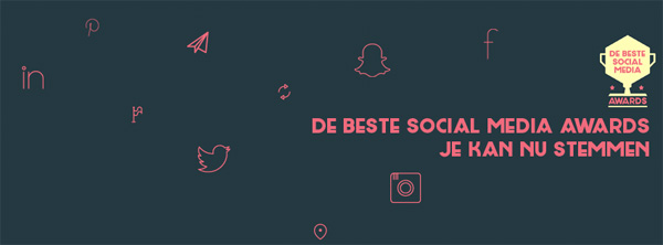 De beste social media awards