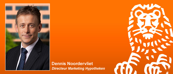Dennis Noordervliet - Directeur Marketing Hypotheken - ING