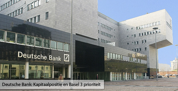 Deutsche Bank - Kapitaalpositie