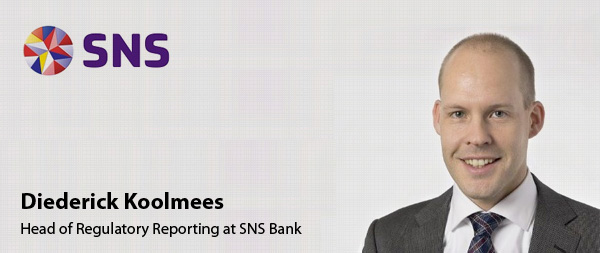 Diederick Koolmees - SNS Bank