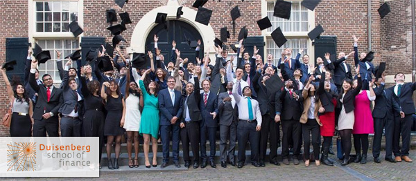 Duisenberg School of Finance integreert in UVA en VU