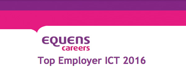Equens - Top Employer ICT 2016