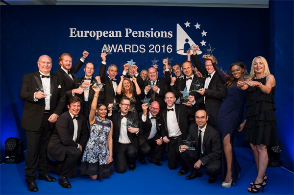 European Pensions Awards 2016