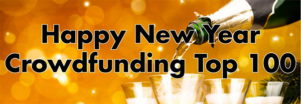 Happy New Year Crowdfunding Top 100