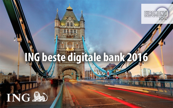 ING Beste Digitale Bank