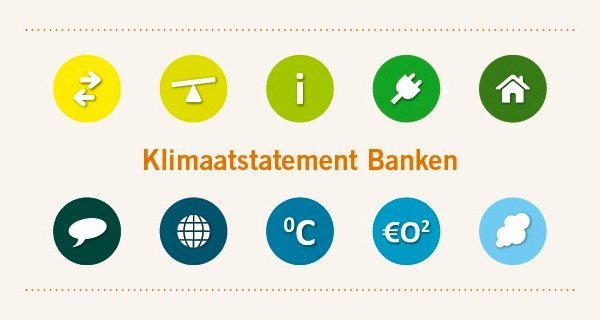 Klimaatstatement Banken