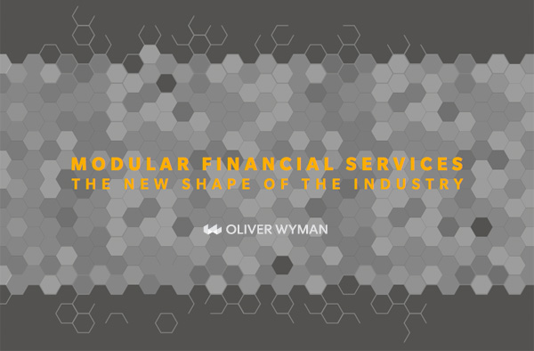Oliver Wyman - Modular Finance Services