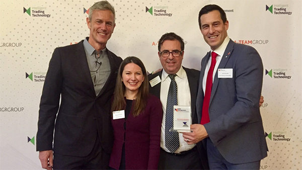SIX Financial Information wins award for Best Corporate Actions Data Provider