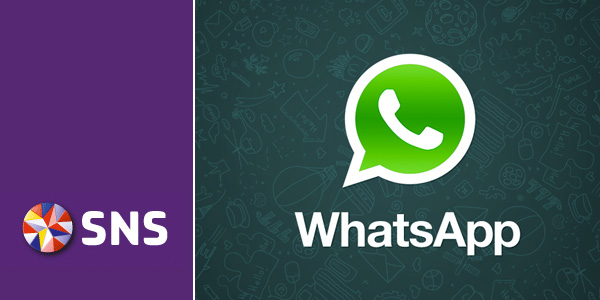 SNS start met webcare via Whatsapp