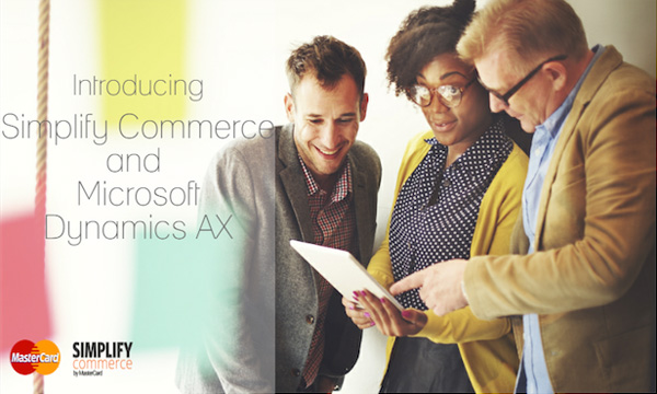 Simplify Commerce and Microsoft Dynamics AX