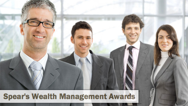 Spears Wealth Management Awards