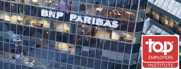 TOP Employers - BNP Parisbas