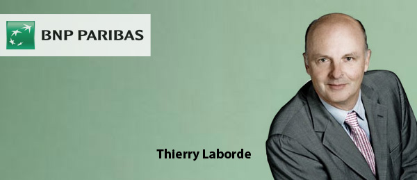 Thierry Laborde - BNP Paribas