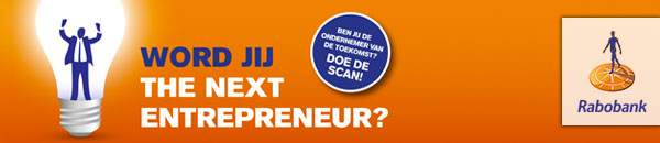 Rabobank - The Next Entrepeneur 2013